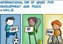 International Day of Sport for Development and Peace 2021-Message and Role