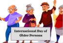 International Day of Older Persons 1st October 2020