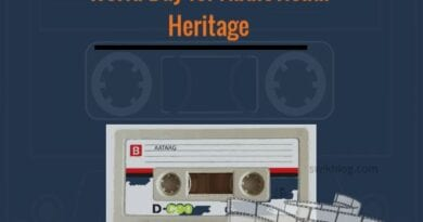 World Day for Audiovisual Heritage 27th October 2021 Theme