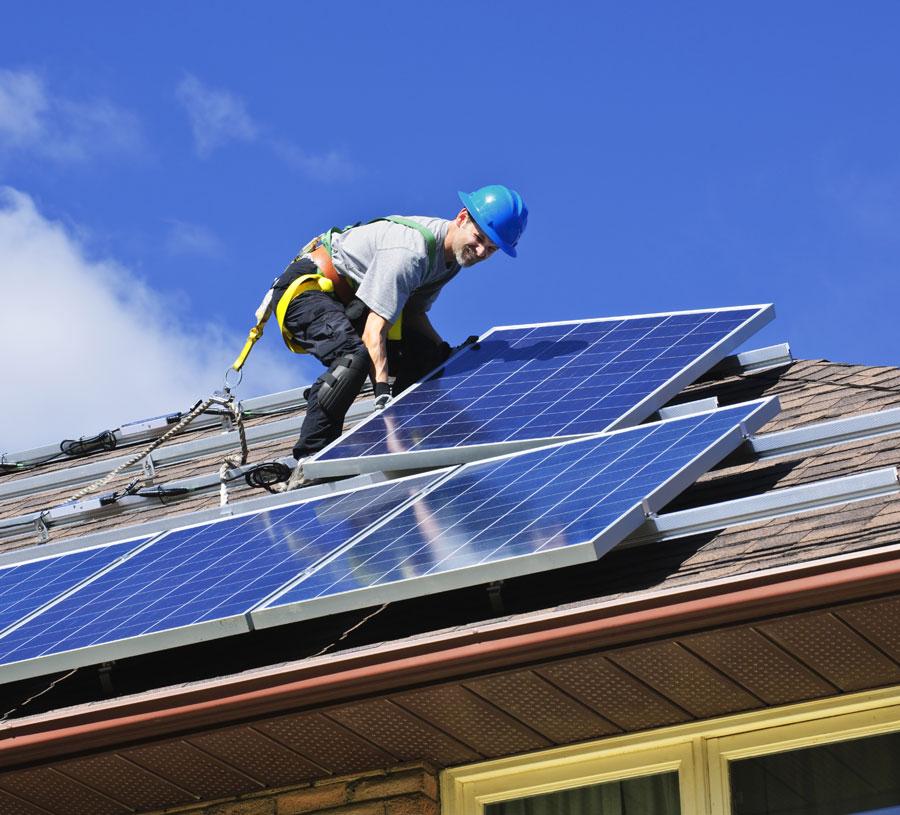 solar-panels-fitting-roof