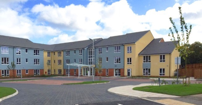 Silksworth Extra Care Housing