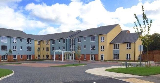 Silksworth Extra Care Housing