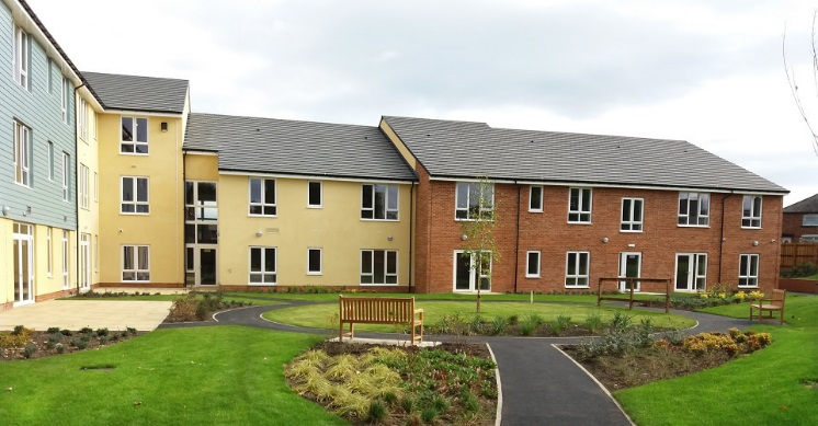 Silksworth Extra Care Housing 2