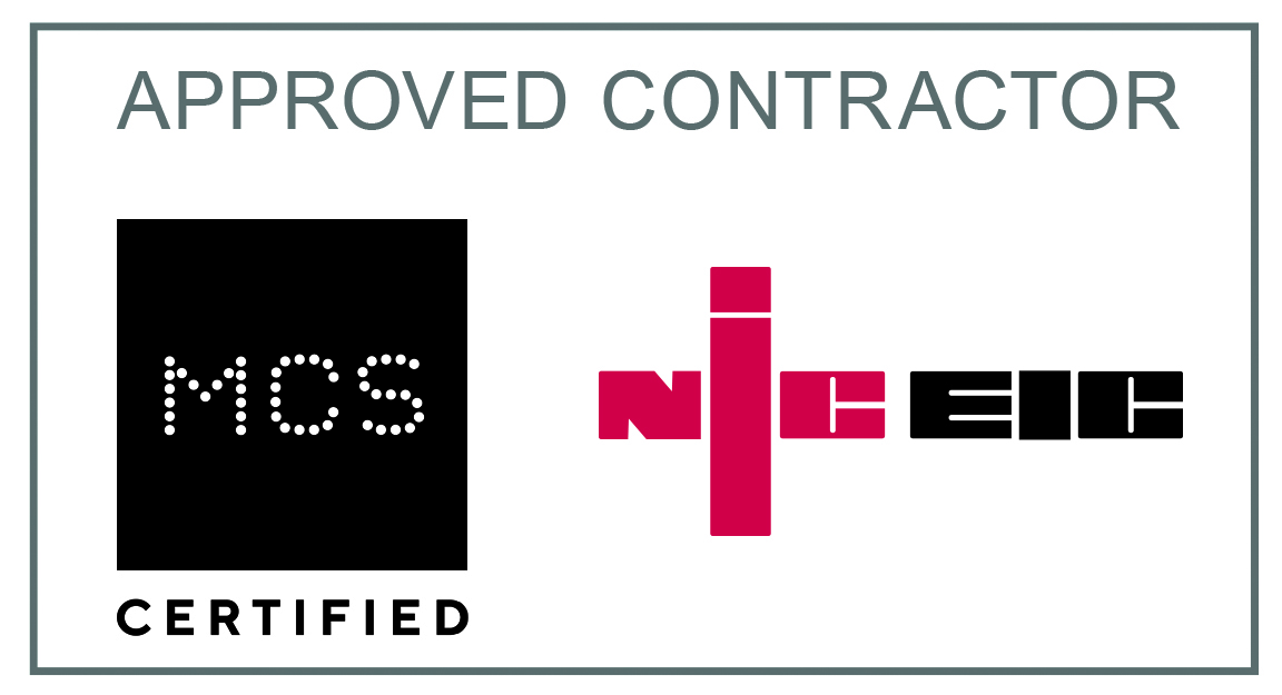 Approved-Contractor-MCS-NICEIC-Logo