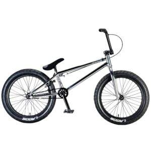 Madmain 20 Chrome BMX Bike