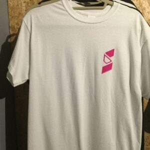 Shred House Tee – Pink S