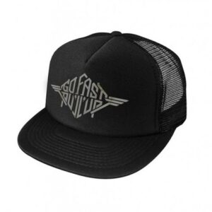 Dig Go Fast Pull Up – Heavy Metal Trucker Hat