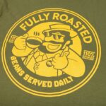 BSD Fully Roasted T-shirt