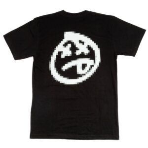 BSD Pixelate T-shirt – Black