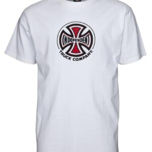 Independent T-Shirt – Truck Co. – White