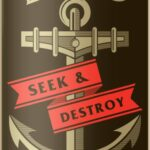 KFD Team Skateboard Deck – Black – 8″ COMPLETE