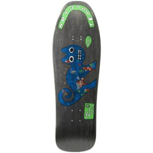 New Deal Templeton Cat Deck Black 9.75″
