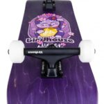 Birdhouse Stage 3 Armanto Maneki Neko Complete Skateboard – Purple 8″
