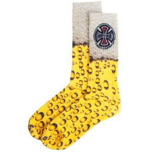 Independent Suds Socks – Yellow