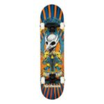 Birdhouse Stage 3 Emblem Circus Complete Skateboard – Orange 7.75″