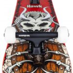 Birdhouse Stage 3 Hawk Gladiator Complete Skateboard – Red 8.125″