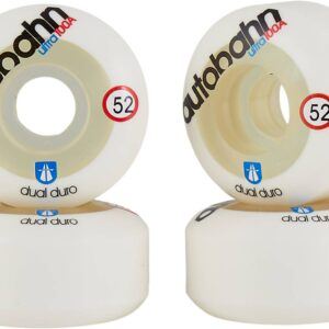 Autobahn Dual Duro Ultra Wheels 4-Pack