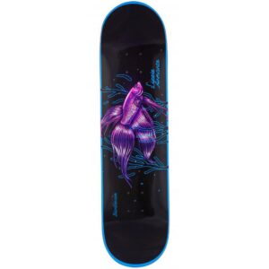 Birdhouse Armanto Stillness Pro Skateboard Deck – Black/Blue 8″