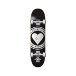 The Heart Supply HS Hol 20 CM Badge Logo Completes Black 7.75″