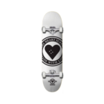 The Heart Supply HS Hol 20 CM Badge Logo Completes White 8.25″