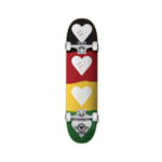 The Heart Supply HS Hol 20 CM Quad Logo Completes Red/Gold/Green 8.25″