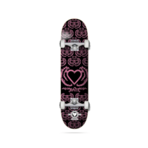 The Heart Supply HS Hol 20 CM United Pro Completes Black/Pink 8″