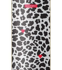 The Heart Supply – Luxury Cheetah Deck – Black/White 8″