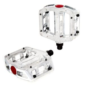 S&M 101 Pedals – Silver