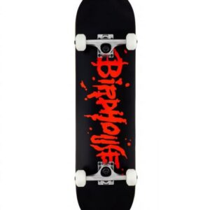 Birdhouse Complete Stage 1 Blood Logo Black 8″