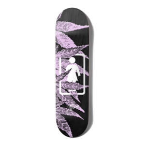 Girl Deck – Smoke Session One Off W40 Jeron Wilson – 7.875″
