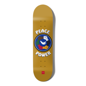 Chocolate Deck – Peace Power One Off W40 Kenny Anderson – 8″ –
