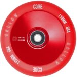 CORE Hollow V2 Scooter Wheel – 110mm – Red (set of two)