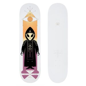 Alien Workshop AWS Holiday D20 High Priest Joey Deck – 8.125″