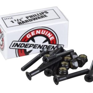 Independent Bolts – Phillips – Black