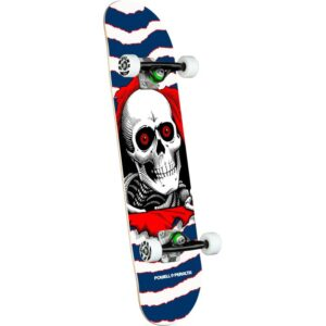 Powell Peralta Ripper One Off Complete Skateboard – Navy 7.75″