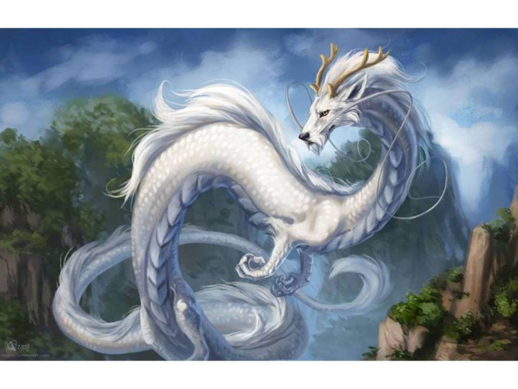 dragon 1024x768 - Legends: Many variations of. Book Review.