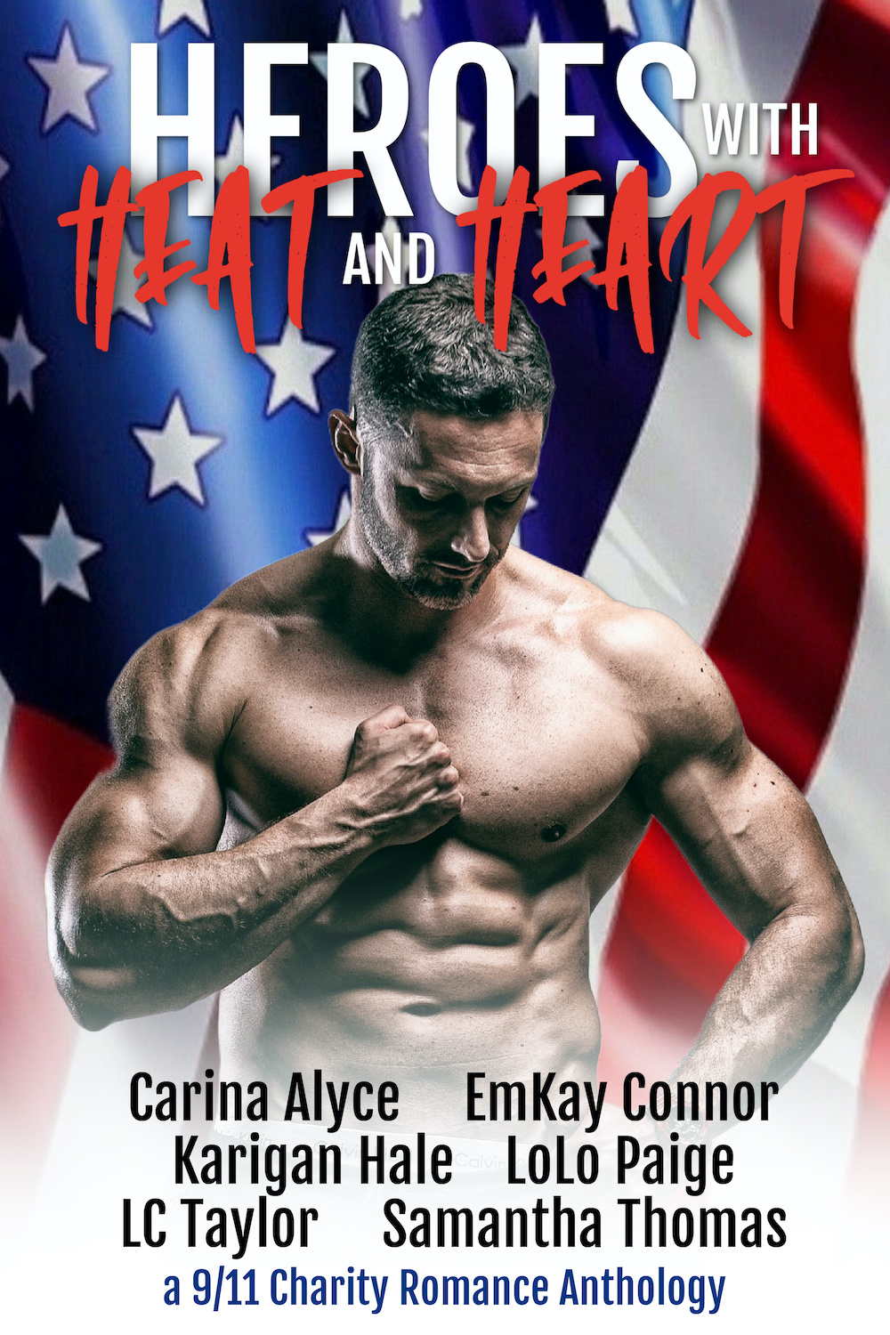 911 Anthology Final FINAL - Charity Heroes: Book Blitz