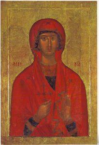 Sveta velikomučenica Marina – Ognjena Marija