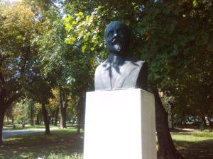 Spomen-bista Stevana Mokranjca u Beogradu