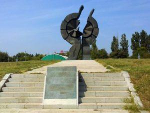 Spomenik Staro Sajmište u Beogradu