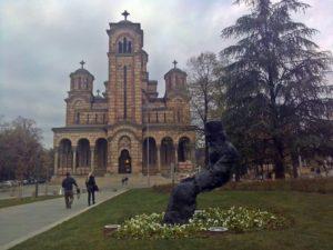 """Tematsko vođenje """"Slika Gračanice – Crkva Svetog Marka u Beogradu"""""""