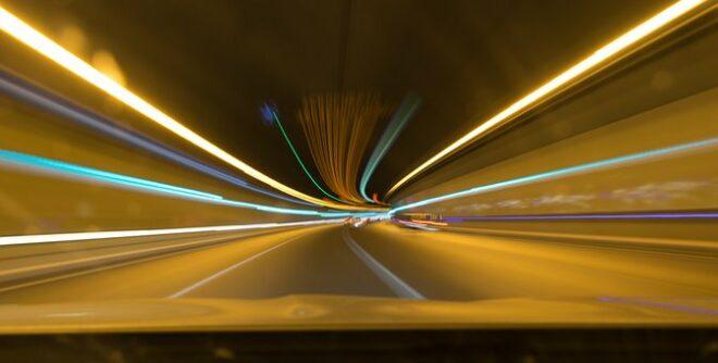 Zaspali prilikom vožnje na autoputu ( Video)