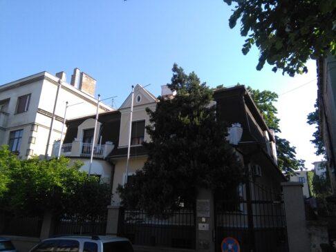 Vila prve žene doktora nauke Srbije