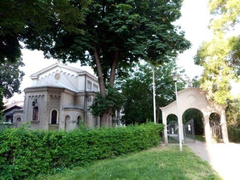 Predgrađe Kraljice Marije u Beogradu