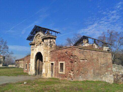 Kapija Karla VI  – Beogradska tvrđeva