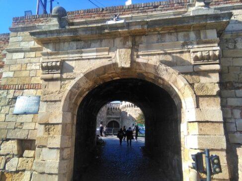 Leopoldova kapija na Beogradskoj tvrđavi