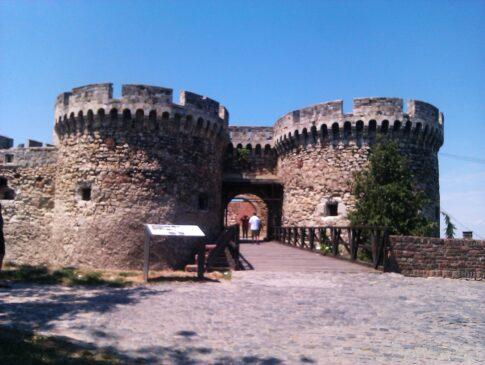 Zindan kapija na Beogradskoj tvrđavi