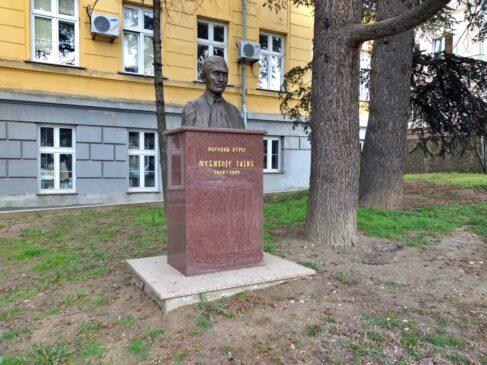 Spomen bista Ljubivoje Gajić u Sopotu
