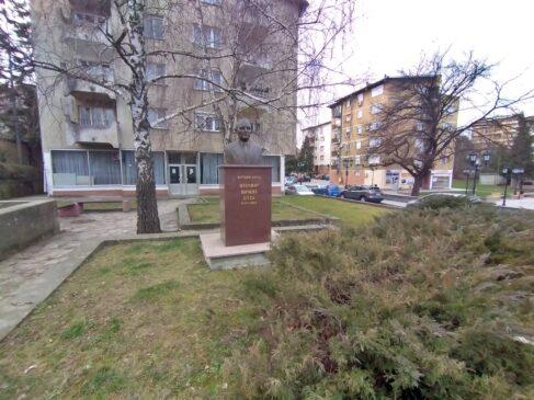 Spomen bista Ljubomir Ivković Šuca u Sopotu
