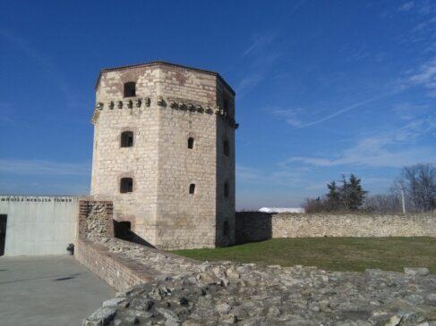 Kula Nebojša na Beogradskoj tvrđavi